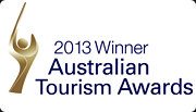 2011 Winner - Australian Tourism Awards