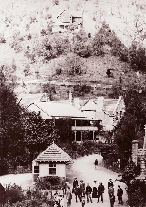 Historic Hotels | Blue Mountains | Jenolan Caves