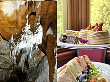 Chifley Cave and High Tea Package at Jenolan Caves