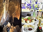 Temple of Baal cave tour and High Tea Packages at Jenolan CAves