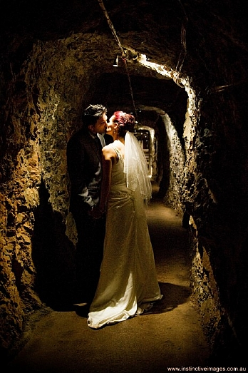 Blue Mountains Weddings at Jenolan Caves