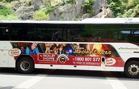Blue Mountains Bus Company day trips from Sydney and short breaks