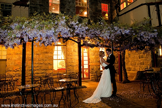 Blue Mountains Weddings - Romantic Receptions at Caves House
