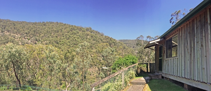 Bellbird Cottage - utter peace and tranquility!