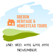 Oberon Heritage and Homesteads Tour