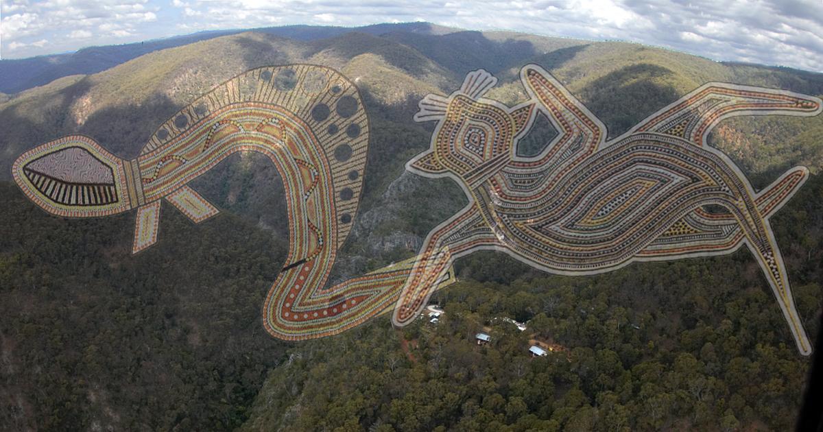 Australian Aboriginal Culture Jenolan Caves
